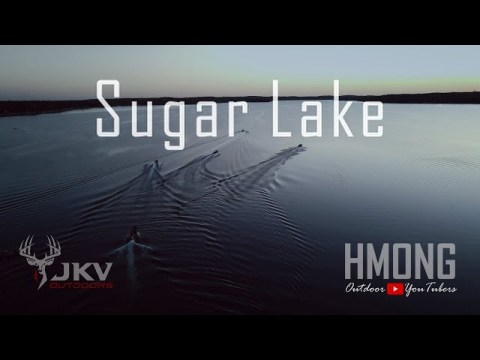 Sugar Lake Tournament!   Hmong Outdoor YouTubers   Hmong Bass Fishing   JKV Outdoors