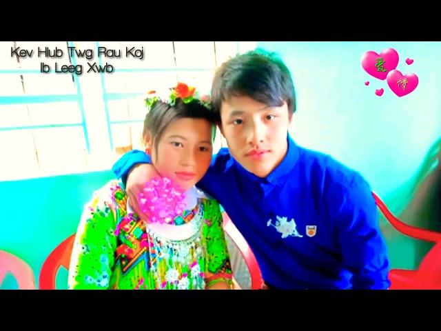 Kev Hlub Twg Rau Koj Xwb Song Music clip hmong