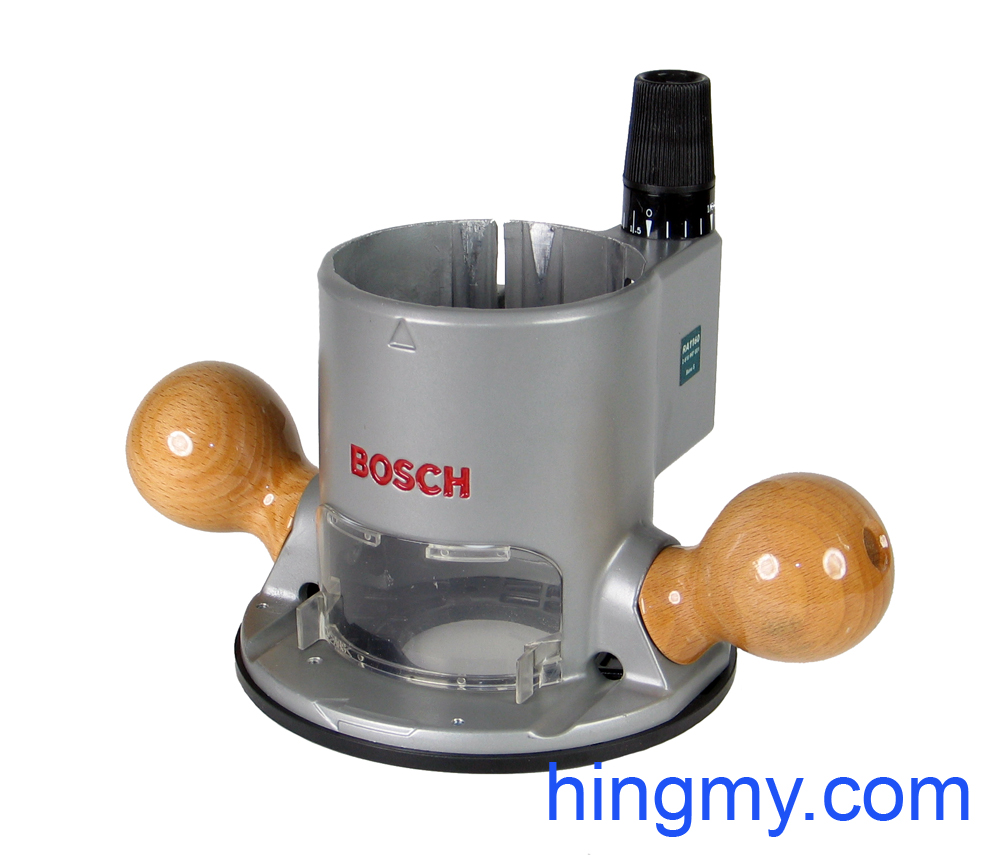 Bosch 1617 Router Dust Collection
