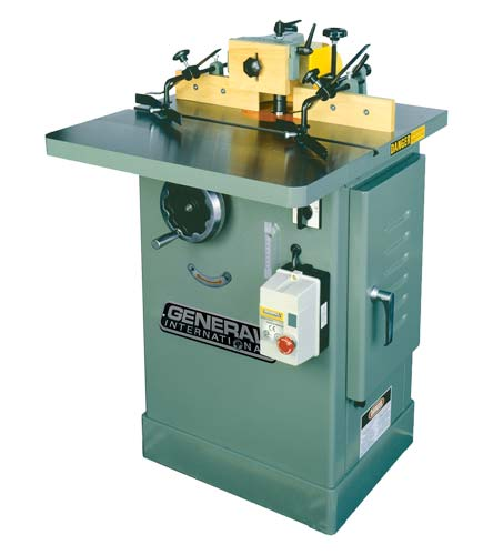 General International Jointer