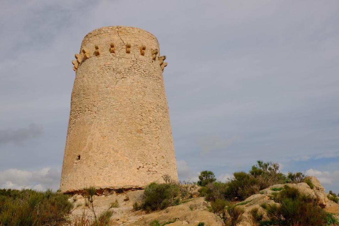 Moraira Torre de la Vigia