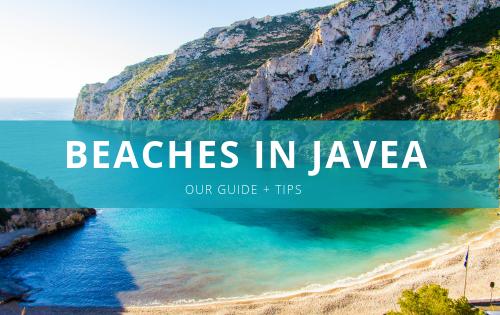 Beaches in Javea