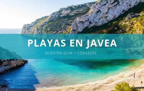 Playas de Javea