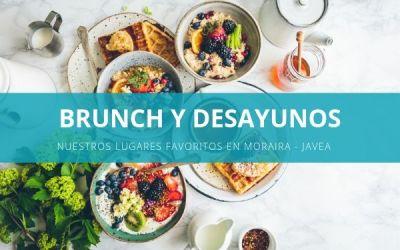 Desayunos en Moraira