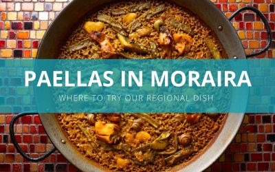 Paellas in Moraira