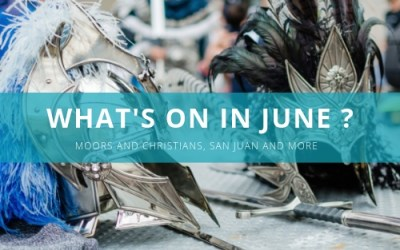 What's on in June 2021 ?