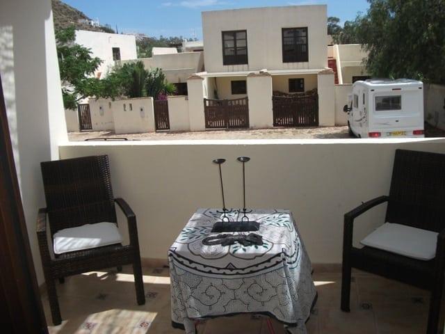 sanamantra terraza salón