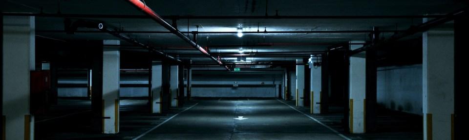 Parking Lot Underground