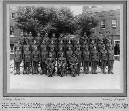 Royal Marine Group Photos