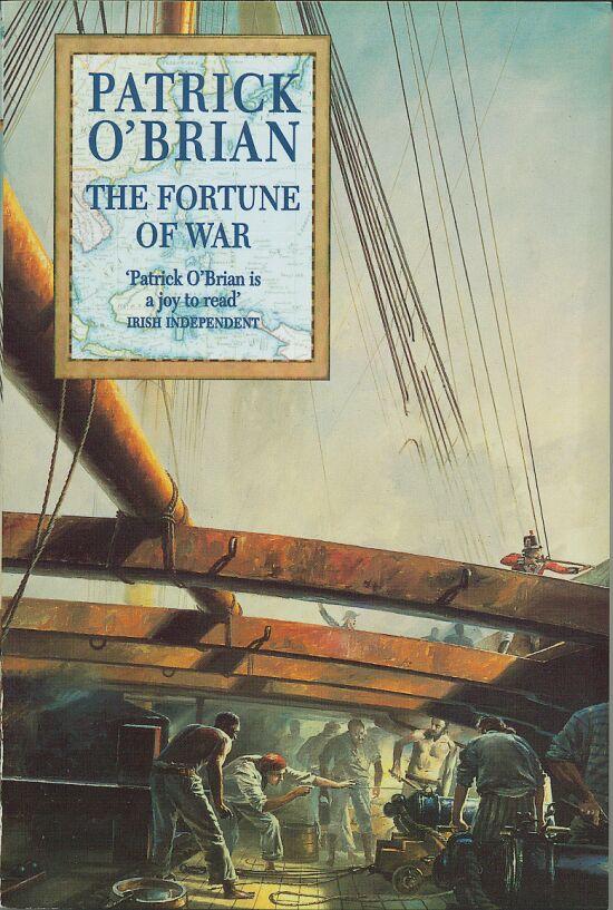HarperCollins Covers by Geoff Hunt  The Gunroom of HMSSurpriseorg