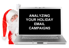 Analyzing Holiday Email Campaigns with Google Analytics