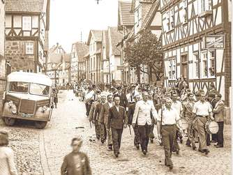Historische Bilder aus Wolfhagen im Kalender  Wolfhagen