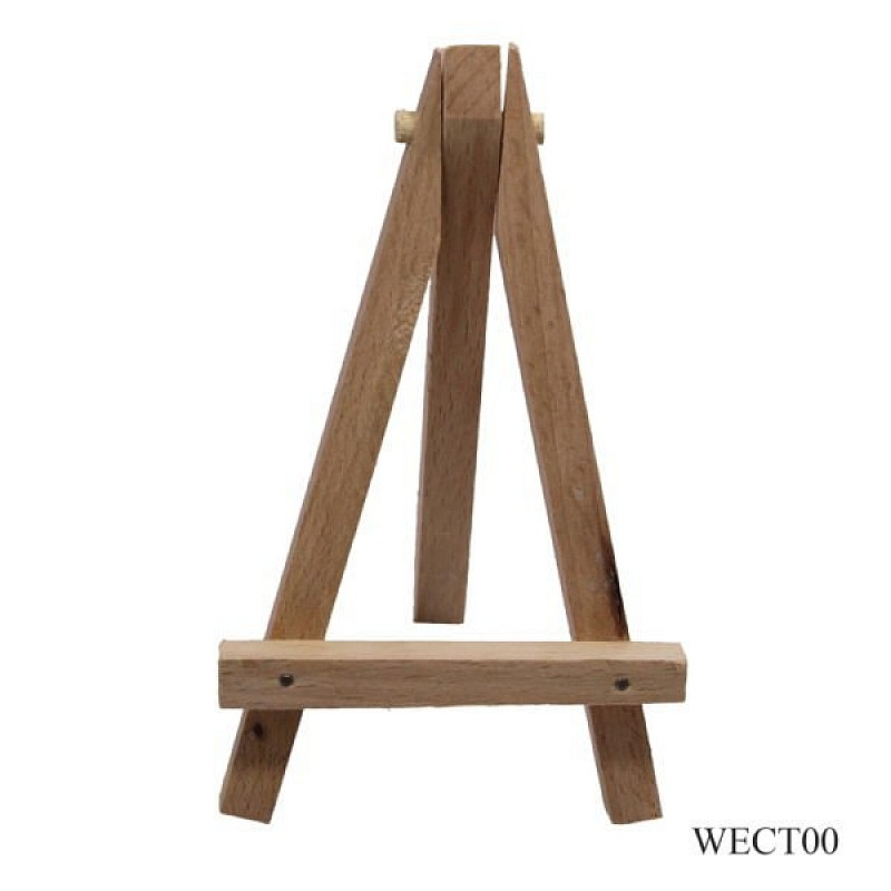 Buy Cute Table Top Wooden Easel WECT00  Mini online in
