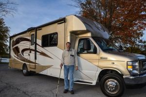 Rick's RV Road Trip to Spread Awareness for Charcot-Marie-Tooth