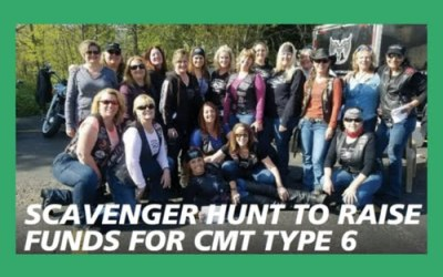 Scavenger Hunt To Raise Funds For CMT 6