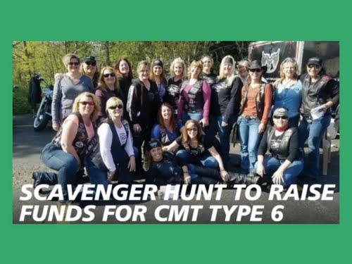 Scavenger Hunt CMT6