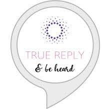 True Reply Logo