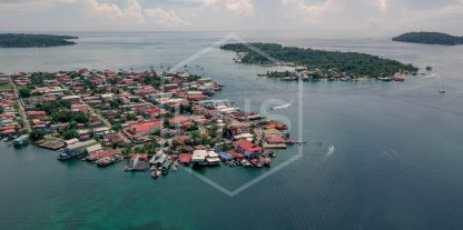 Panama Bocas del Toro Drone