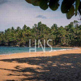 Panama Bocas del Toro Bluff Beach