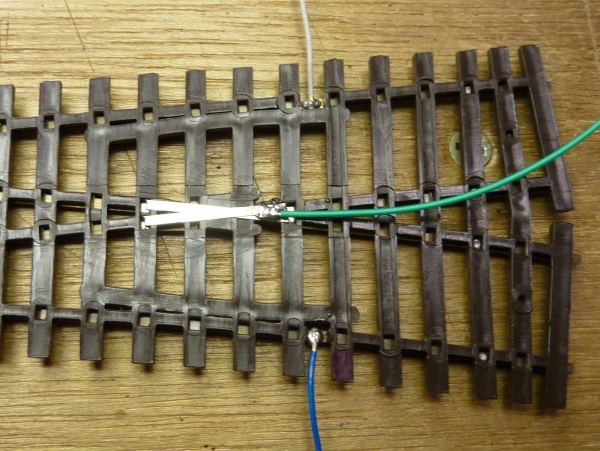 Wiring A Model Railroad Part 2 The Turnouts Technical Aspects Of A