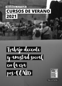<b>CURSO DE VERANO 2021</b>