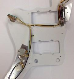 standard jazzmaster wiring harness [ 1491 x 2000 Pixel ]