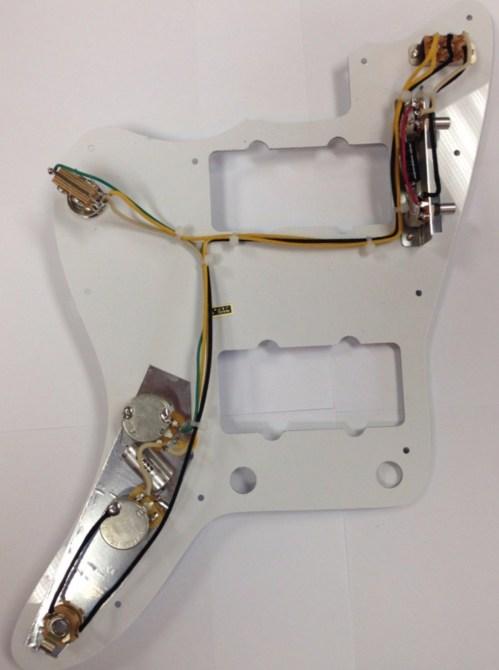 small resolution of standard jazzmaster wiring harness