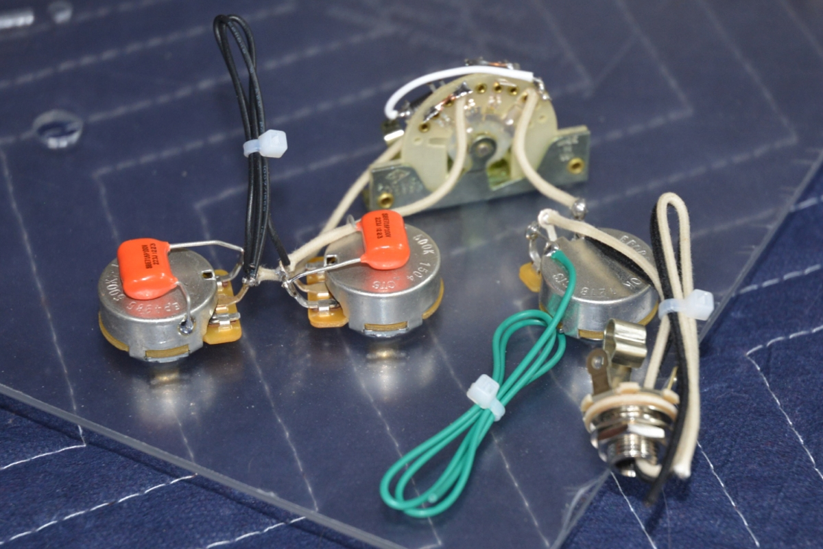 hight resolution of  lone star model stratocaster wiring harness