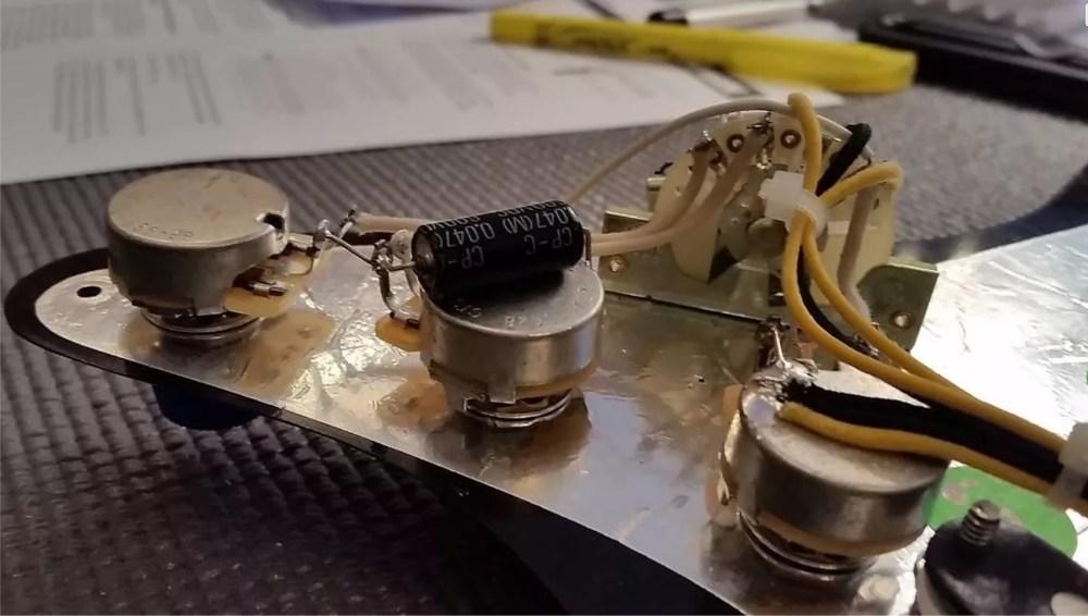 medium resolution of  mark knopfler model stratocaster wiring harness