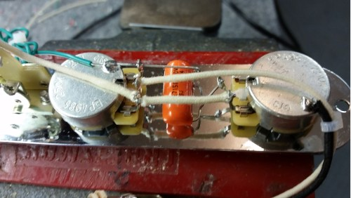 small resolution of esquire wiring