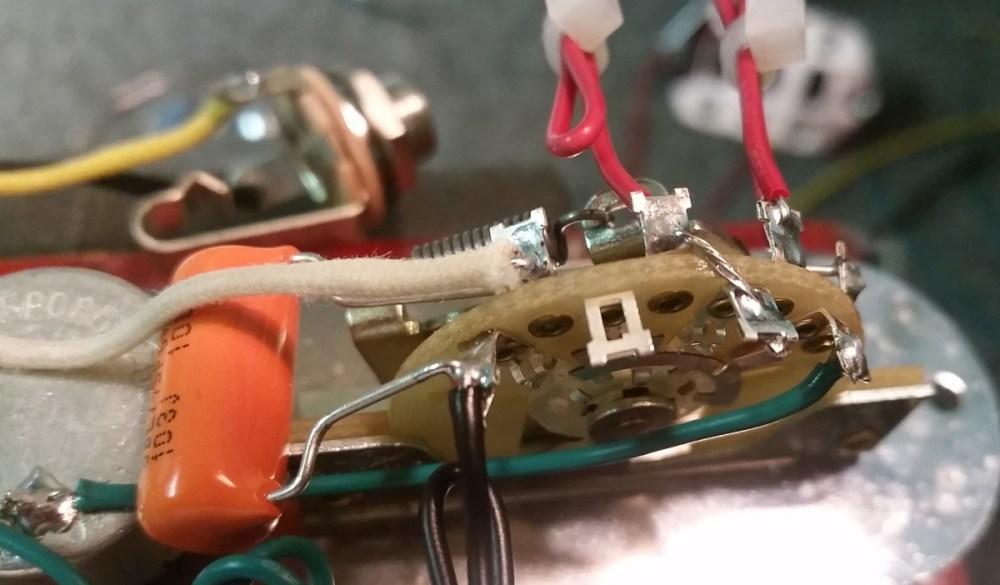 medium resolution of  bill lawrence tele wiring harness