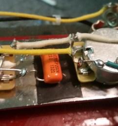 bill lawrence tele wiring harness  [ 1200 x 702 Pixel ]