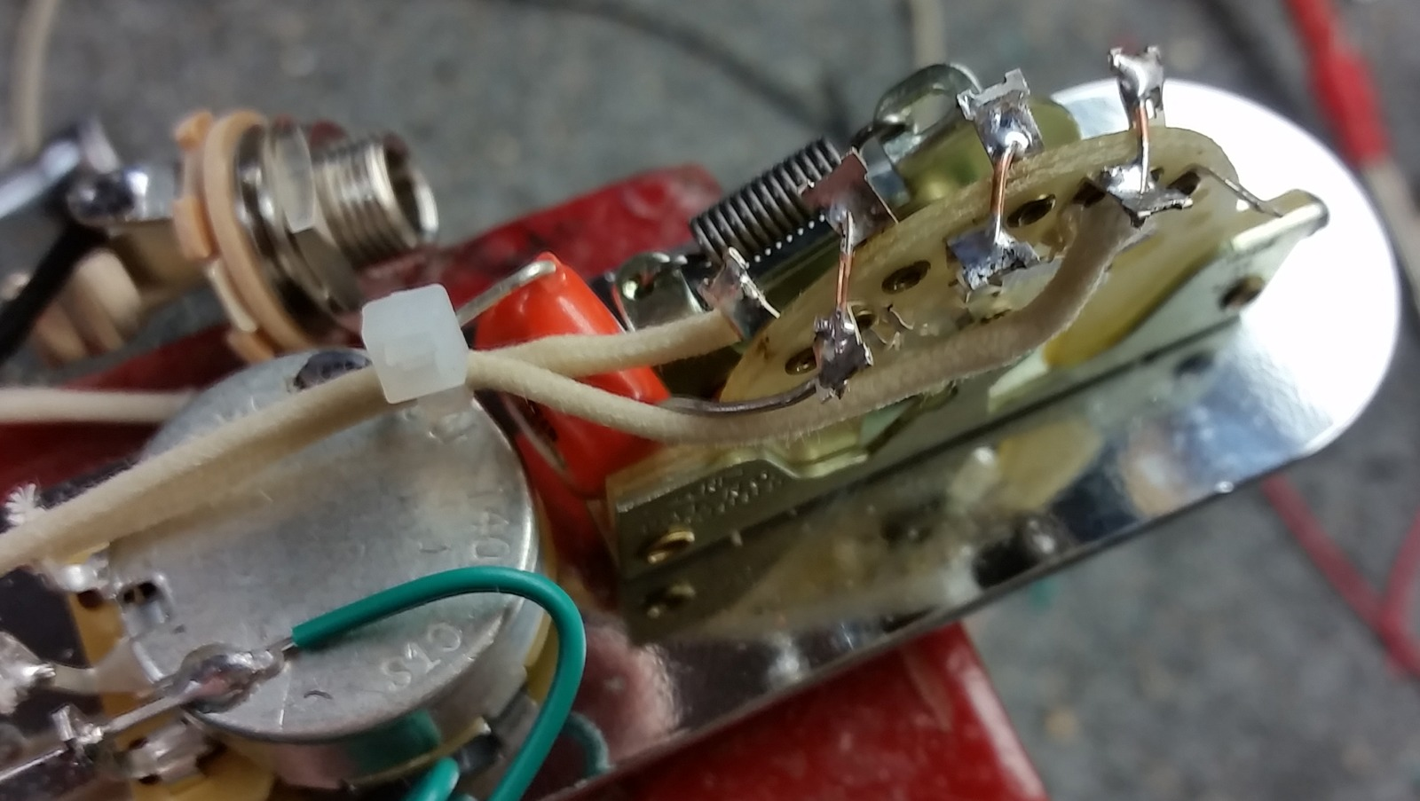 hight resolution of esquire wiring harness