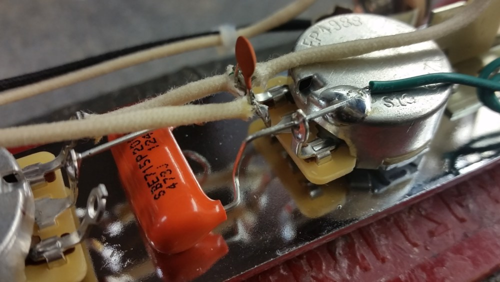 medium resolution of  ultimate twang tele wiring harness