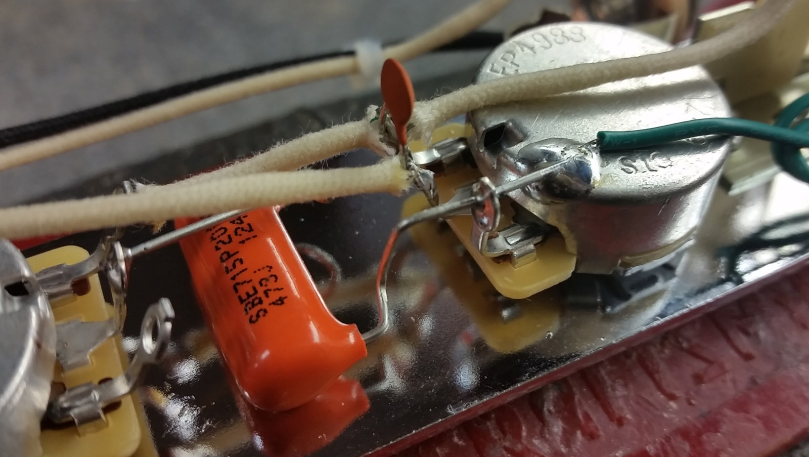 hight resolution of  ultimate twang tele wiring harness
