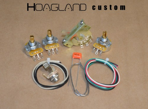 small resolution of standard strat style wiring harness