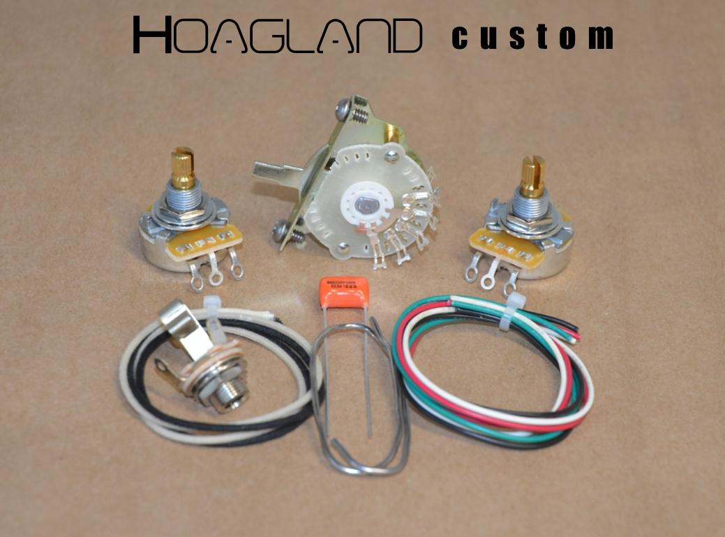 hight resolution of tele style wiring harness kit 4 way