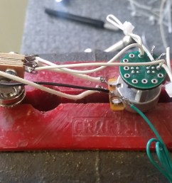 lacabronita especial tele wiring harness s 1 switch for 2 pickups [ 3264 x 1836 Pixel ]