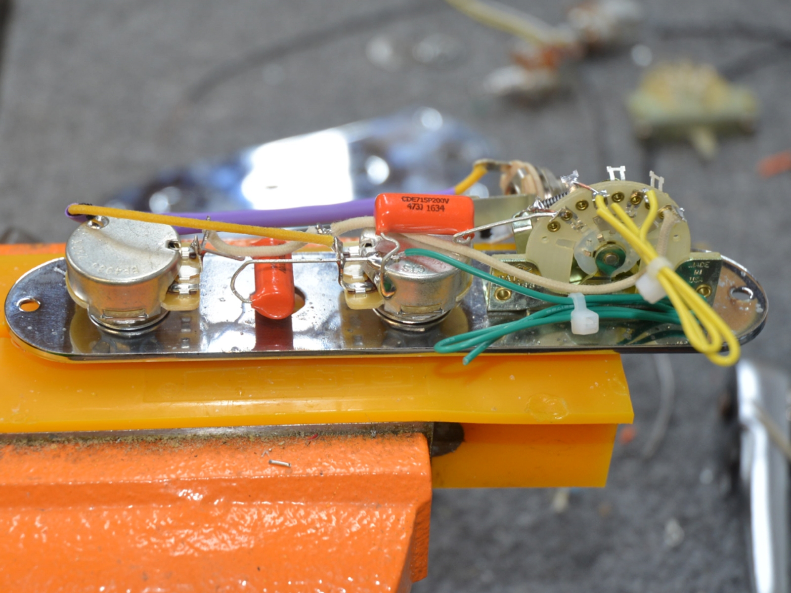 Micawber Tele Wiring Diagram