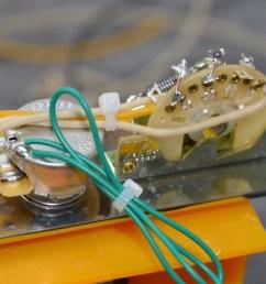 handcrafted journeyman full throttle esquire wiring  [ 1600 x 900 Pixel ]