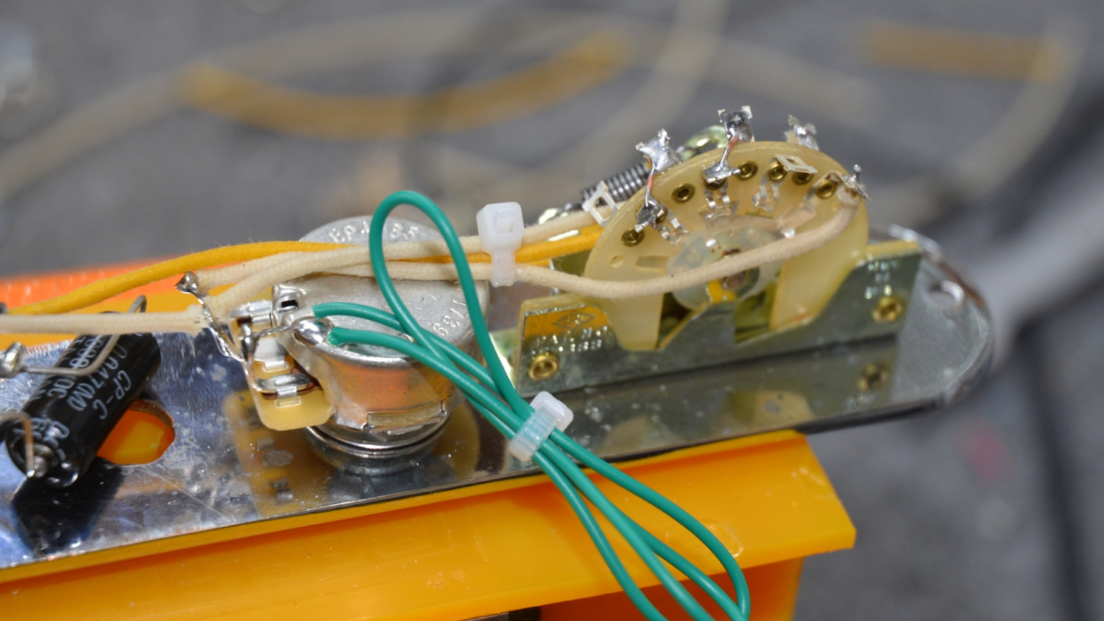 hight resolution of handcrafted journeyman full throttle esquire wiring