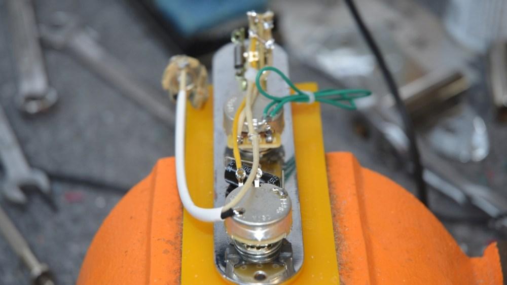 medium resolution of handcrafted journeyman full throttle esquire wiring