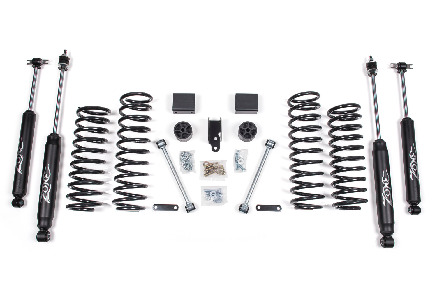Jeep Wrangler Jk 3 Suspension Lift