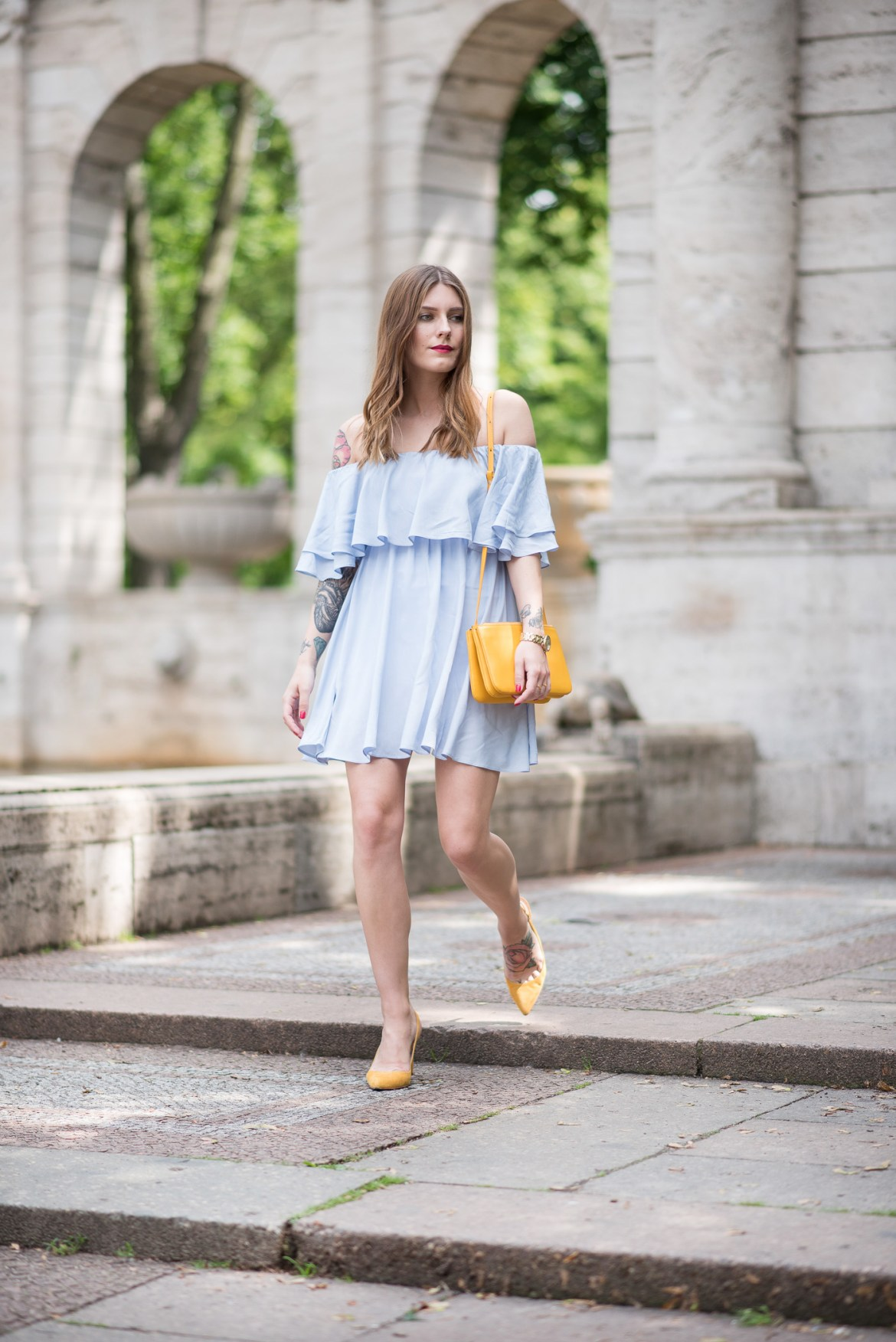 blue_off_shoulder_dress_asos_5