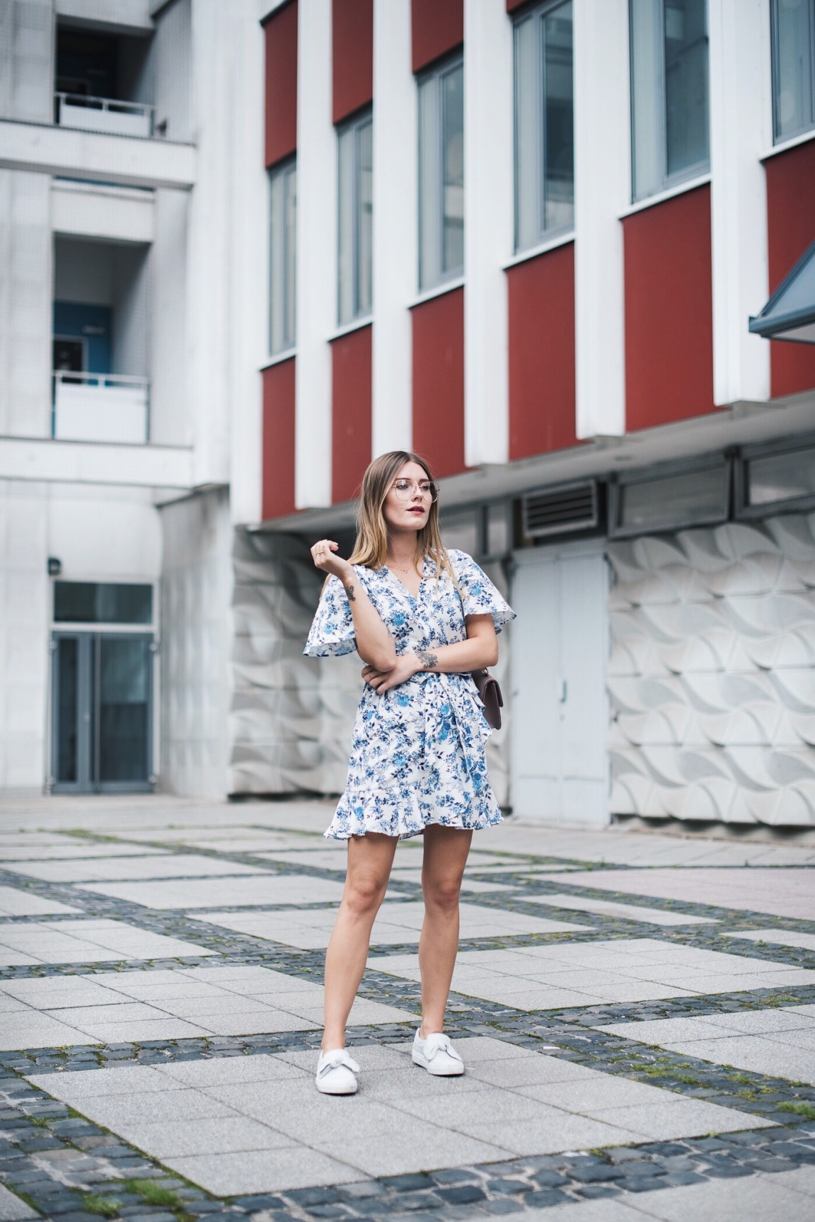 purchase cheap 67ca3 4bf11 summer must-have: wrap dress – Hoard of Trends