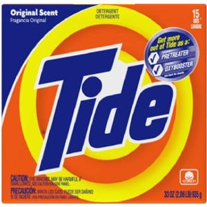 Picture about Poison in Tide Detergent Samples