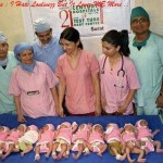 Picture about Indian Woman Gives Birth To 11 Kids All At Once - Rumor
