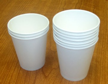 Picture: Beware of Paper Cups in Your Pantry