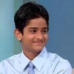 Picture about Akrit Jaswal, 7 year old Indian Child Prodigy performed Surgery