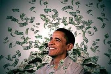 Picture about Obama Signs Executive Order Giving Himself a Pay Increase